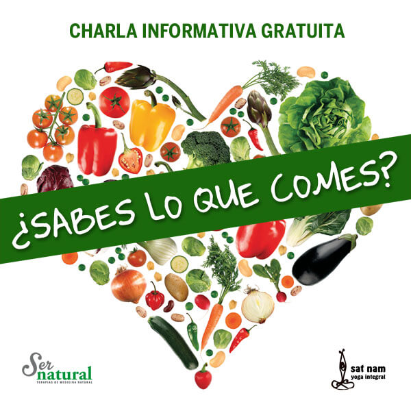 ¿Sabes lo que comes? Informaciones y mitos sobre la alimentación.
