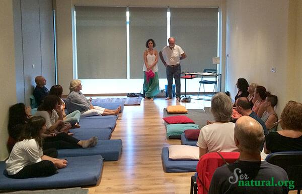 Presentación taller del desarrollo personal en Almería