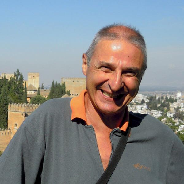 Reflexólogo Naturópata Sergio Nanut