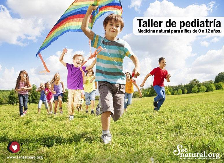 Taller de pediatría para el cuidado de niños.